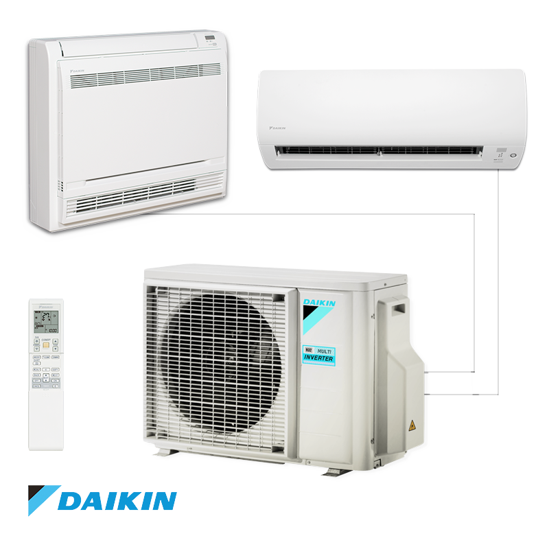 Daiken Air Source Heat Pumps