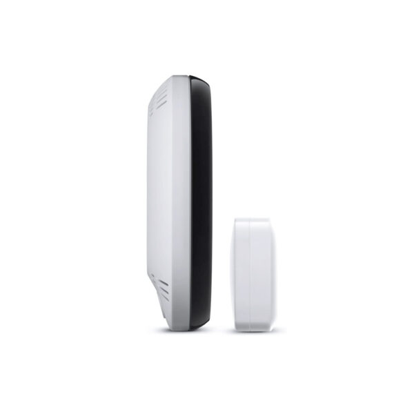 ecobee 4 smart thermostat sideview