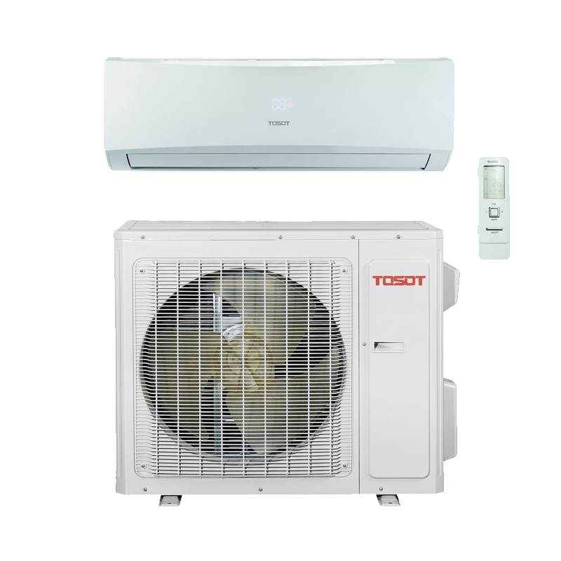 Tosot TW18HQ1C8D Heat Pump Ductless Single Head