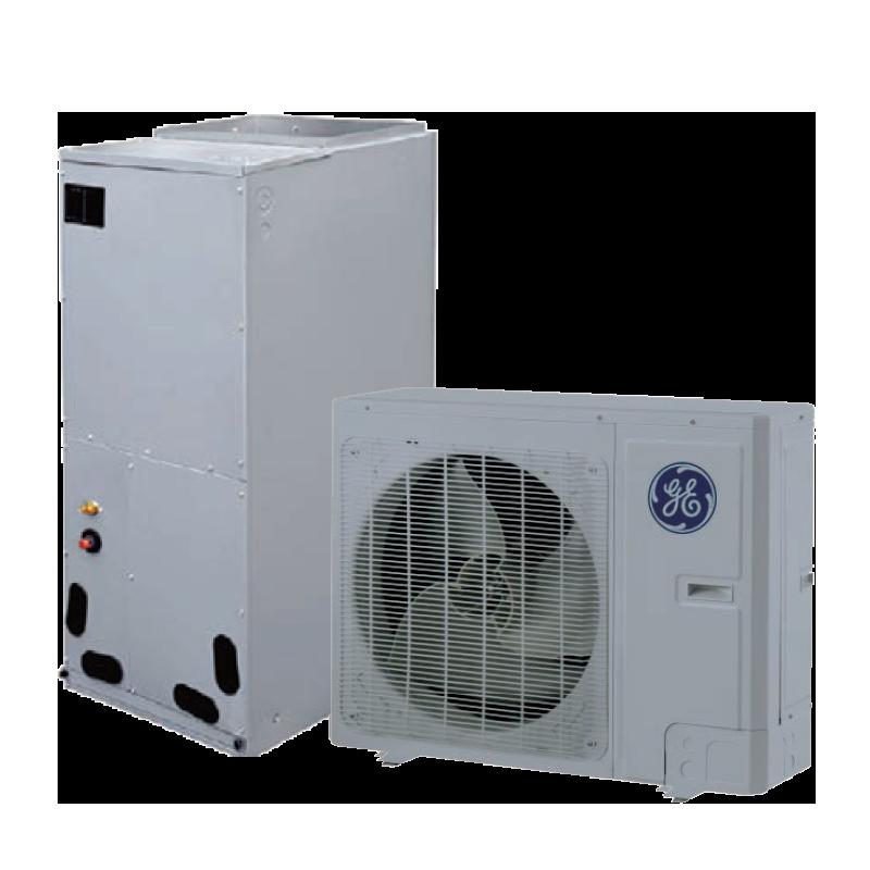 1ClickHeat GE Connected Series heat pump