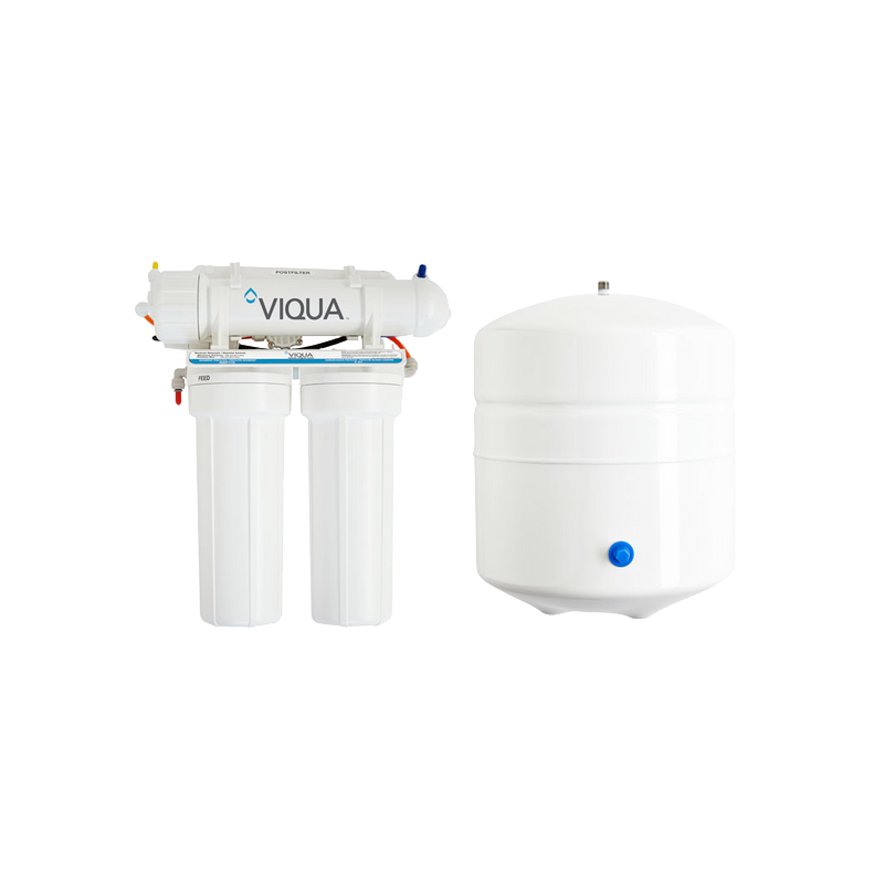 1ClickHeat RO 4S 4 Stage Reverse Osmosis System